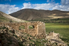 Abraham Path, section Kafr Malek to Auja